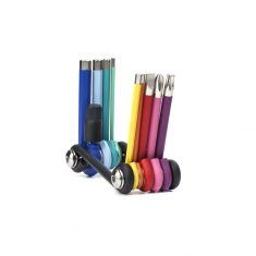 Multitool - Rainbow, 9-teilig