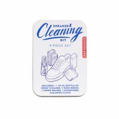 Schuhputz-Set - Sneaker Cleaning Kit, 4-teilig