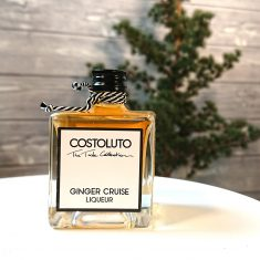 COSTOLUTO - Ginger Cruise Liqueur, 50 ml - 35 % vol.