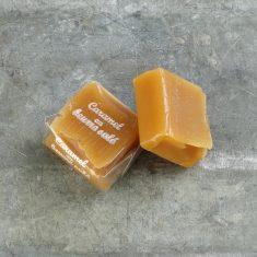 Caramel Würfelchen - Caramel au beurre salé
