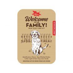 Kobe Care Kit for new Dog