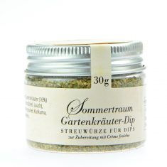 Streuwürze - Sommertraum, Gartenkräuter Dip