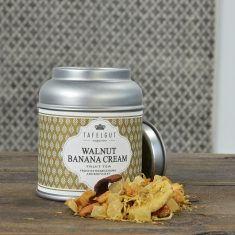 Tafelgut - Walnut Banana Cream, Früchteteemischung