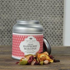Tafelgut - Creamy Raspberry Marzipan, Früchteteemischung