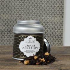 Tafelgut - Creamy Vanilla Chai, Schwarzteemischung