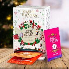 English Tea Shop - Kleiner Bio-Tee Adventskalender