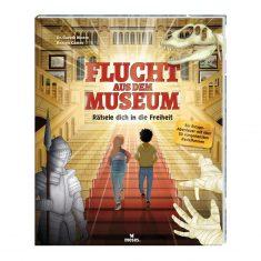 Escape-Abenteuer - Flucht aus dem Museum