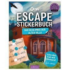 Escape Stickerbuch - Das Geheimnis der alten Villa