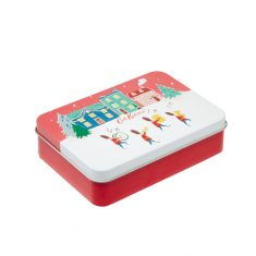 Cath Kidston Christmas Village - Hand & Lip Tin