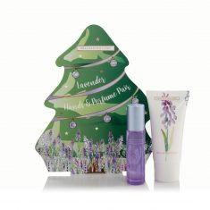 Hands & Perfume Set, Lavender Fields