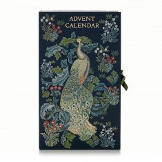 Morris & Co. Advent Calender, Blue Forest