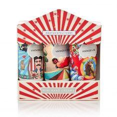 Vintage & Co Grand Circus - Handcreme, 3er Set