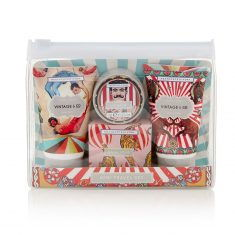 Vintage & Co Grand Circus - Mini Travel Set, 4-teilig