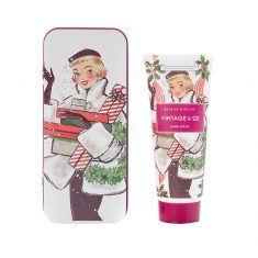 Handcreme in Schmuckdose - Vintage & Co, Baubles & Belles