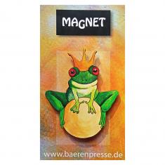 Magnet - Freddy der Frosch