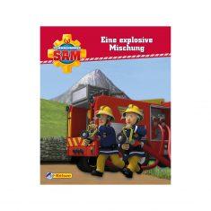 Nelson Mini-Buch - Feuerwehrmann Sam 20