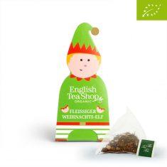 Fleißiger Weihnachts-Elf - Ananas-Punsch, Früchtetee BIO