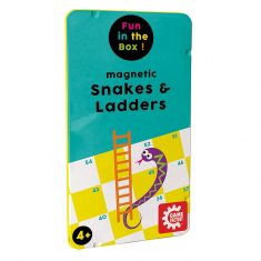 Fun in the Box - Magnetic Snakes & Ladders