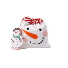 Kinderschürze - Schneemann
