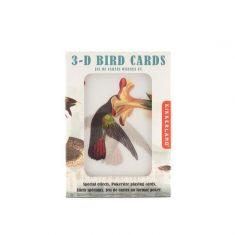 3D-Spielkarten - Birds