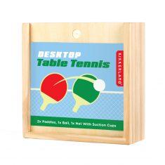 Schreibtisch-Tischtennis - Desktop Table Tennis