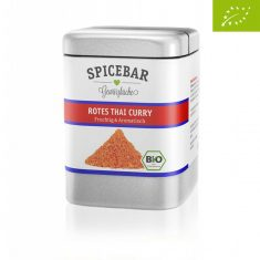 Gewürzmischung - Rotes Thai Curry, bio