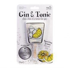 Riesenlolli - Gin & Tonic