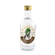 GiNSAN!TY - Premium Dry Gin, Strong Coffee - 42,5 % vol.