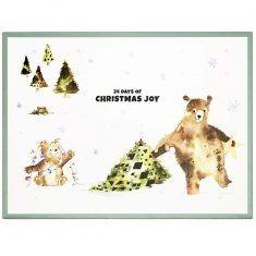 Giving Deer Adventskalender - Bär, COVER OHNE INLAY