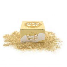 Glitzerpuder HAPPY Sparkle - gold