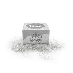 Glitzerpuder HAPPY Sparkle - silver