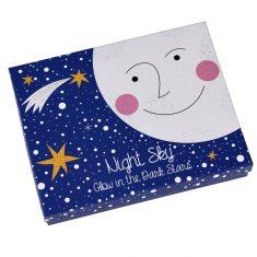 Glow in the dark Sterne - Night Sky, 30 Sterne