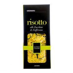 Greenomic - Risotto alle Zucchine & Zafferano