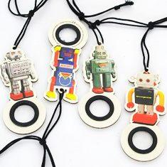 Guckauge - Roboter