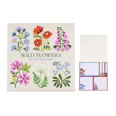 Haftnotizen - Wild Flowers
