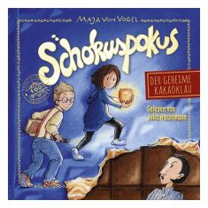 Hörbuch - Schokuspokus, Der geheime Kakaoklau, 1 CD