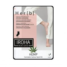 Iroha Nature - Nourishing & Relaxing Foot Mask Socks