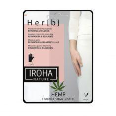 Iroha Nature - Repairing & Relaxing Hand Mask Gloves