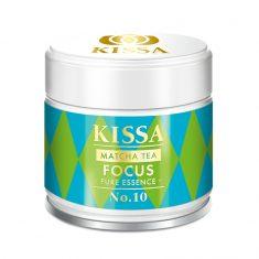 KISSA Matcha Tee - FOCUS