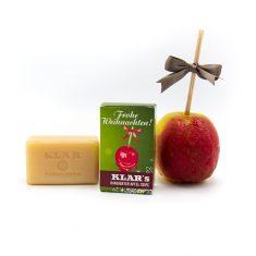 KLAR's Kandierter Apfel Seife
