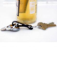 Schlüsselanhänger - Coin Bottle Opener
