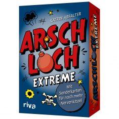 Kartenspiel - Arschloch Extreme