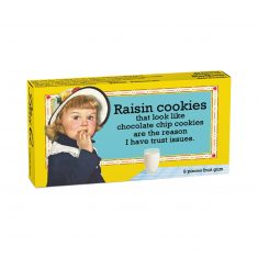 Kaugummi - Raisin Cookies...