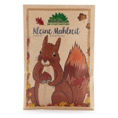 Kleine Mahlzeit - Eichhörnchen