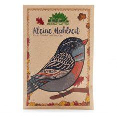 Kleine Mahlzeit - Vögel