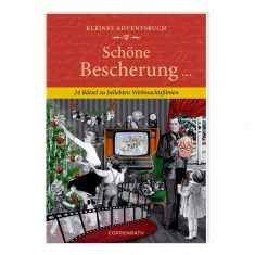 Kleines Adventsbuch - Schöne Bescherung...