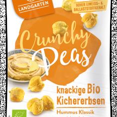 Kichererbsen - Crunchy Peas Hummus Klassik, Bio