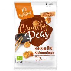 Kichererbsen - Crunchy Peas Würzig, Bio