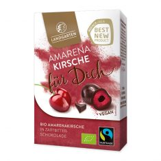 Naschfrüchte - Amarena Kirsche für Dich, bio