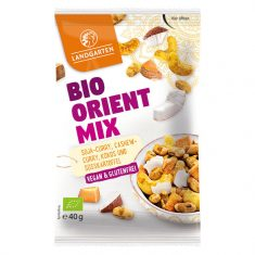 Knabbersnack - Bio Orient Mix